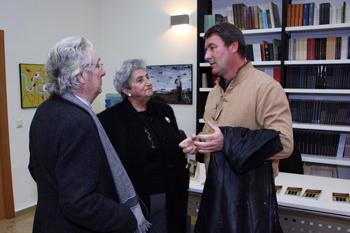 Inauguració nova seu CEIC Alfons el Vell