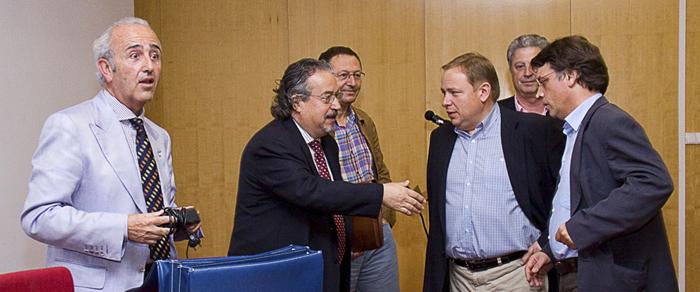 Conferència professor Antonio Pellicer