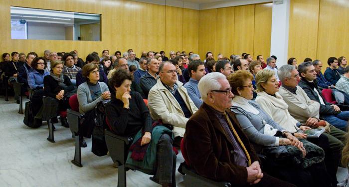 Públic assistent, Actes Alfons el Vell