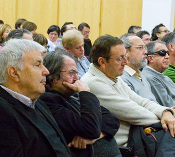 Ester Formosa Group, homenatge a la paraula 2010, Actes Alfons el Vell