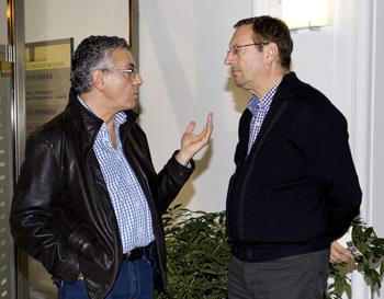 Eudald González i Gabriel Garcia Frasquet