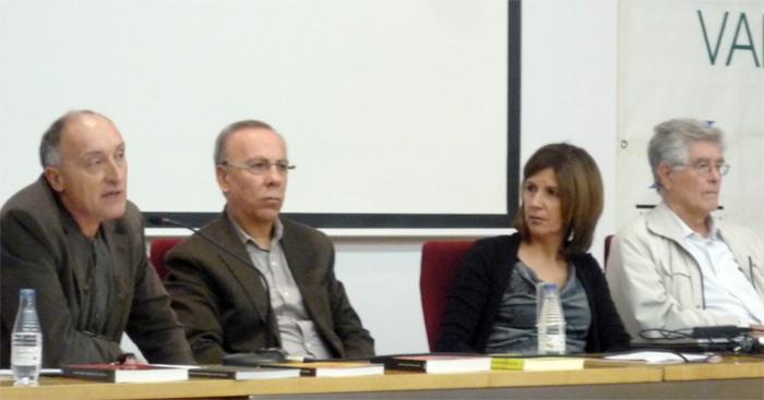 Vicent Llàcer, Alejandro Mayordomo, Mónica Pérez, Guillermo Gil