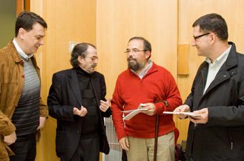 Escriptors de Gandia, Josep Piera i Ignasi MOra