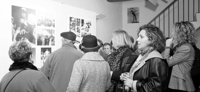 Exposició Solidaritat a Olivax