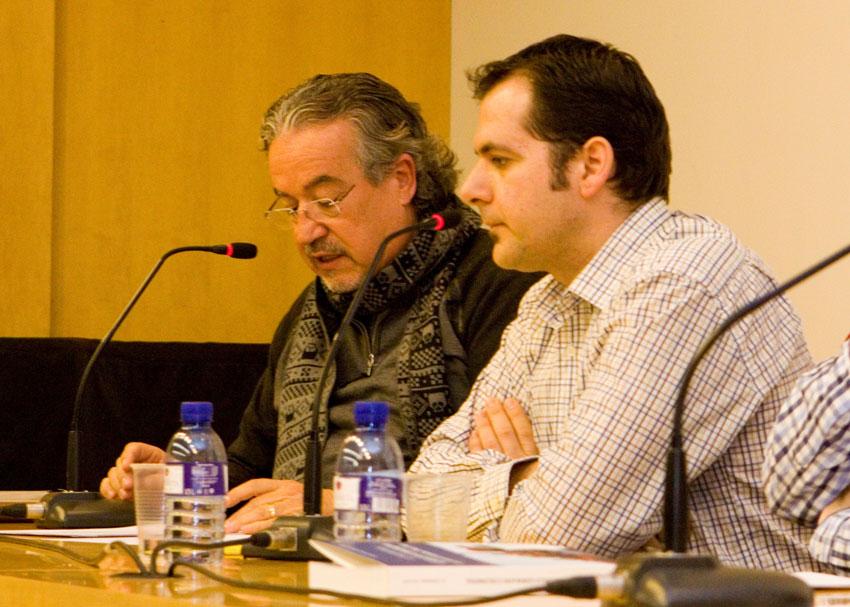 Presentació del Llibre  El taller dels Germans Colomina i les falles de Gandia