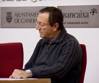 Gabriel Garcia, director Alfons el Vell