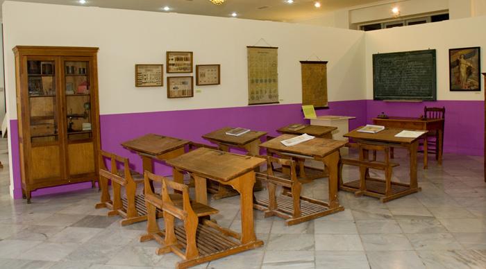 Exposició Escoles d'ahir, Gandia