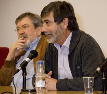 Ignasi Mora, Àlvar Garcia