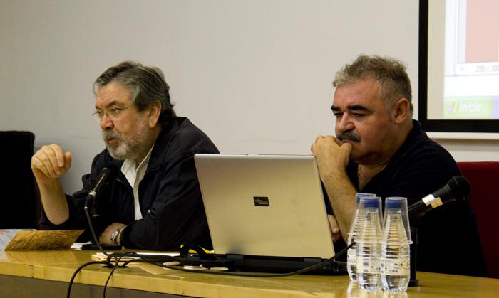Cicle moriscos a Gandia: conferència J. A. Gisbert (II)