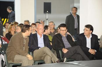 Enric Ferrer, Josep Alandete, Toni Durà