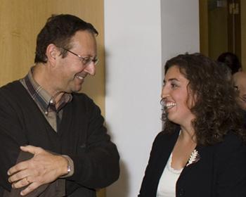 Gabriel Garcia Frasquet, Virginia Garófano