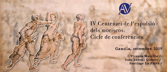 Cicle moriscos a Gandia: conferència J.V. Garcia Marsilla