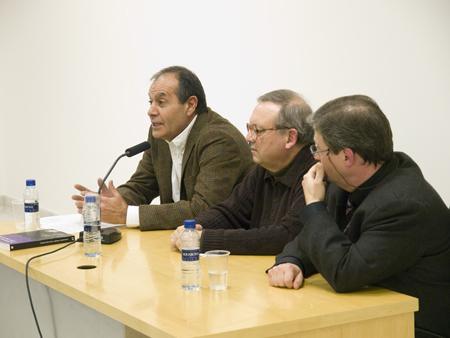 La Germania a Gandia, presentació del llibre de Paco Pons