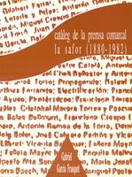 Catàleg de la premsa comarcal a la safor (1880-1982) Image