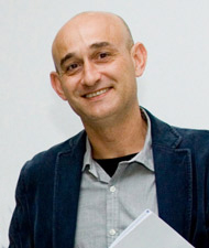 Rafael Delgado.  Director CEIC