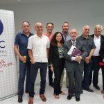 Conferència del professor Román de la Calle  en la Marquesa sobre Art contemporani valencià.