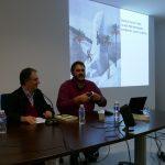 Andreu Escrivà presentat per Enric Marco
