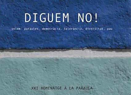 XXI HOMENATGE A LA PARAULA