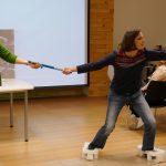 Taller de Física: Pon tus manos en la física