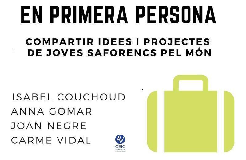 EN PRIMERA PERSONA, 2a edició
