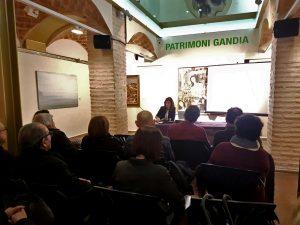 Imatge de la Conferència.