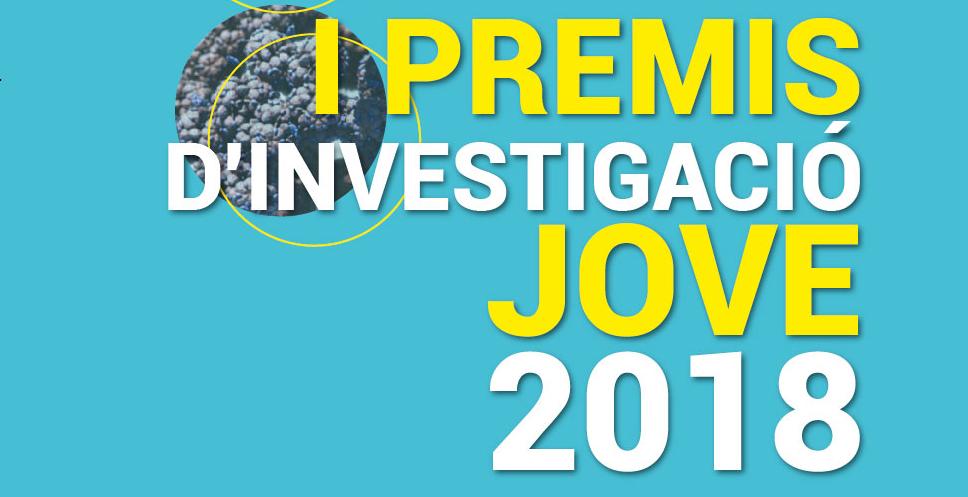 PREMIS D'INVESTIGACIÓ JOVE 2018
