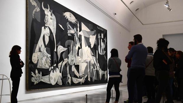 3- Guernica amb gente (tret d'internet-ABC)