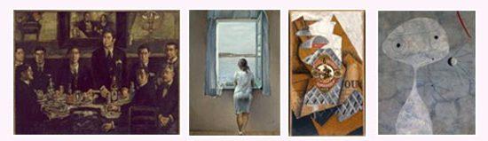 Solana, Dalí, Gris i Miró a la col·lecció del Reina Sofia.