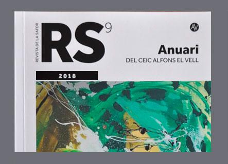 PRESENTACIÓ DE LA REVISTA ANUARI Nº 9 DEL CEIC