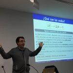 """Conferència-Col·loqui: """"Ones gravitacionals"""".  A càrrec de Fernando Barbero"""