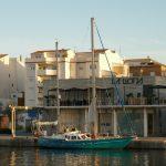 """Vaixell """"Belharra"""" on es du a cap l'activitat """"El Cofre del Mar"""""""