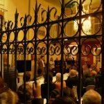El restaurant Visconti es va omplir de gom a gom per a escoltar al Dr. J.M. Mulet