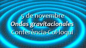 1a Conferència: Ones gravitatòries