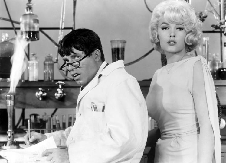 Estereotips de gènere en la ciència-The nutty professor (1963)