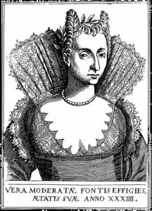 Moderata Fonte 1555-1592