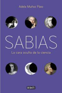 "Portada de llibre ""Sabias"" d'Adela Muñoz"
