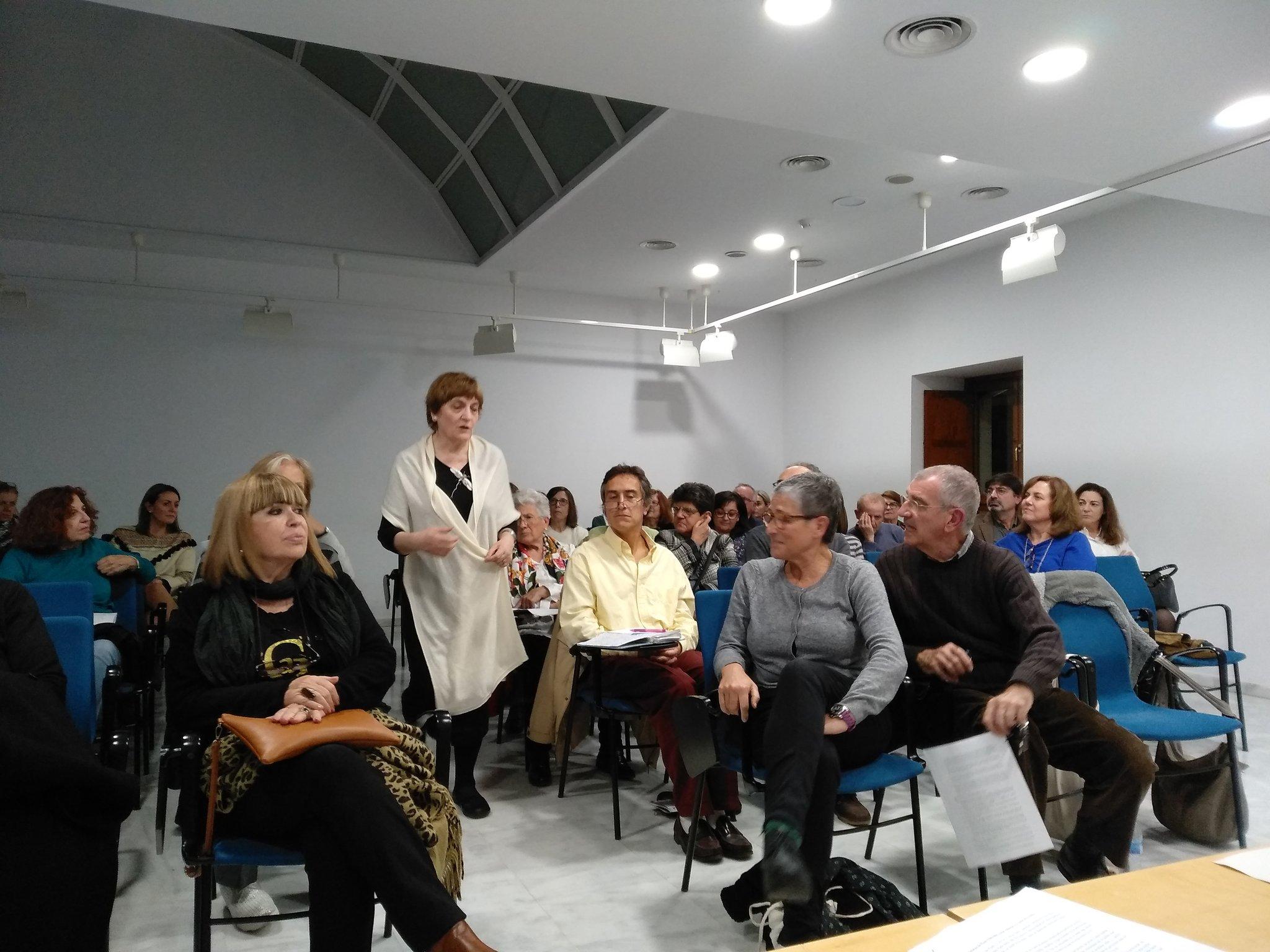 Rosa Rius Casa de Cultura Gandia 03122018