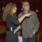 Anna Moner conversa amb Lluís Romero, director de la UPG.