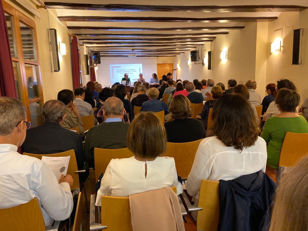 1a conferencia Dones Sàvies