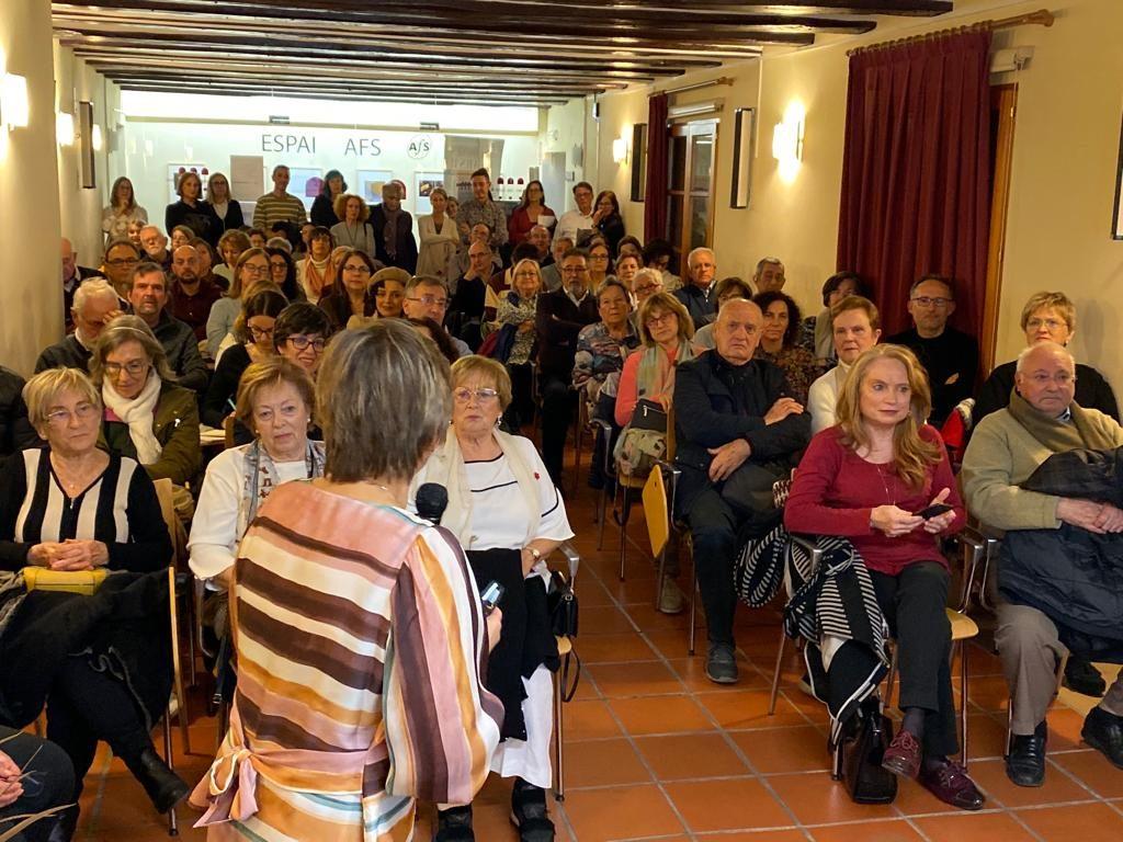2a conferencia Dones Sàvies 2