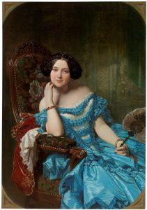 Amalia de Llano y Dotres, condesa de Vilches