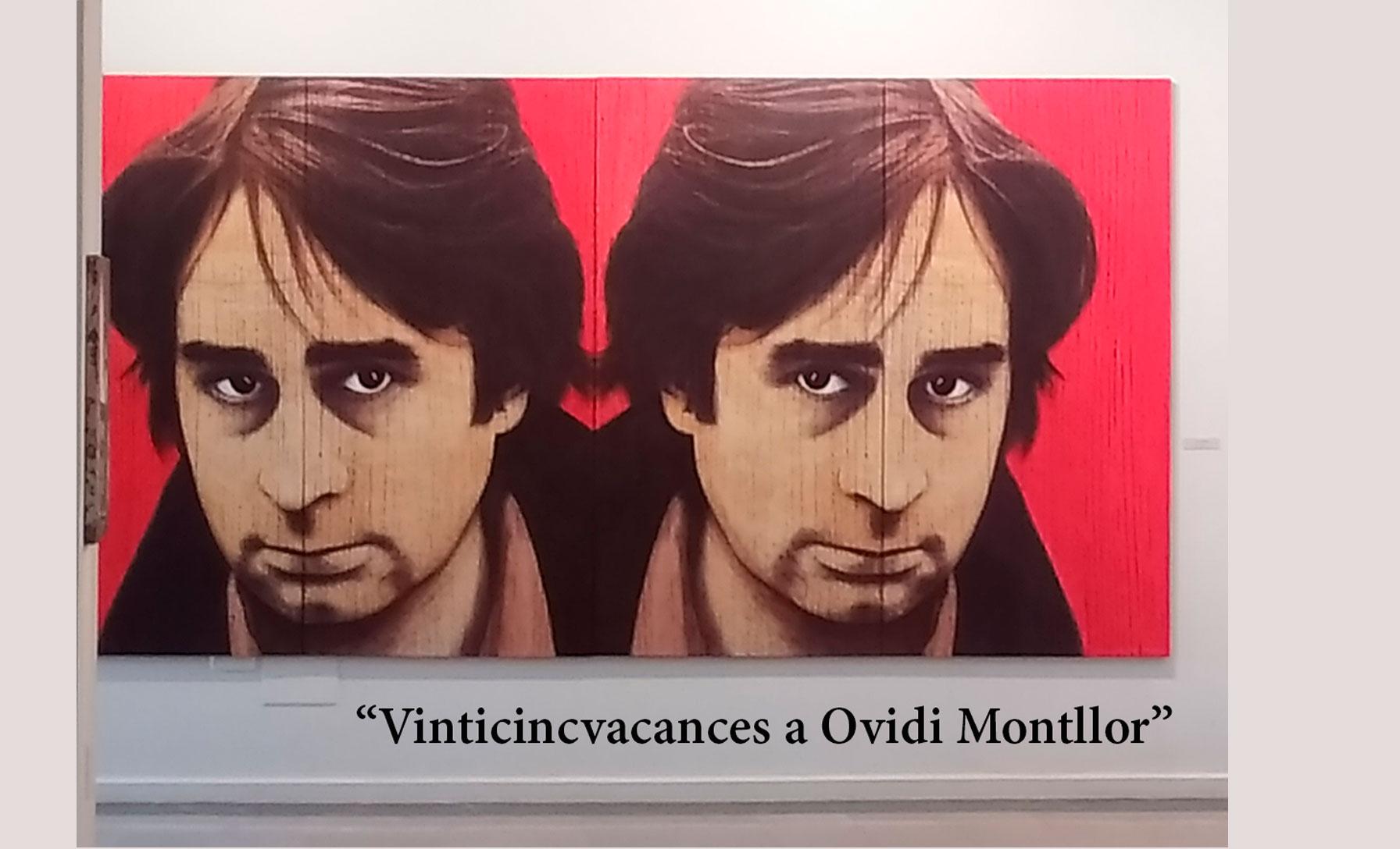 """Vinticincvacances a Ovidi Montllor"""