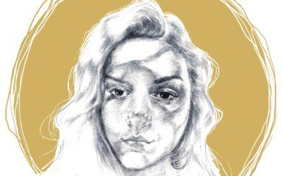 Margarida Riggio, guanyadora del I Premi Il·lustració Homenatge a la Paraula del CEIC
